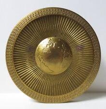 Bronze Medallion Create The Future 1879-1979 Standard Oil Company 100th (PG1443)