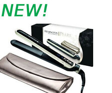 REMINGTON S9500 PEARL HAIR STRAIGHTENER CERAMIC PLATES LCD DSIPLAY FREE DELIVERY