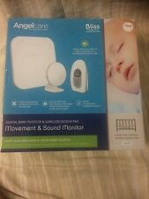Angelcare AC117 Baby Movement & Sound Monitor