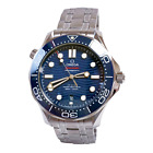 Omega Seamaster Diver Co-Axial 8800 42mm 300m Blue Wave Dial 210.30.42.20.03.001