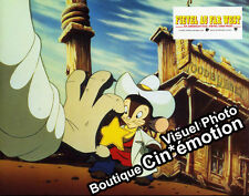 12 Photos Cinéma 21x27cm (1991) FIEVEL AU FAR WEST Nibbelink film animation NEUV