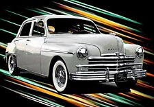 1949 Plymouth DELUXE SEDAN