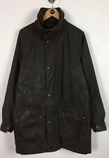 Mens Barbour Jacket / Medium / Duracotton Parka / Country / Outdoor