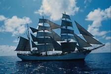 615089 Gloria Tall Ship A4 Photo Print