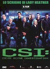 CSI: - Il Film - Lo Scrigno Di Lady Heather (2003) DVD