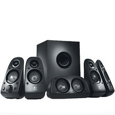 Logitech Z506 Lautsprecher 5.1 Surround Sound 3D Stereo