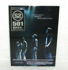 SS501 2008 Japan Tour Grateful Days Thanks for Taiwan Ltd 2-DVD (Chinese-sub.)