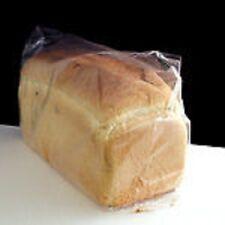 "20 SMALL (10 X 15"" APPROX) SANDWICH/LOAF/BREAD/BAKERY/FOOD BAGS POLYTHENE"