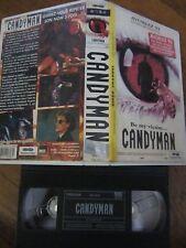 Candyman de Rose Bernard, VHS Polygram, Horreur/Slasher