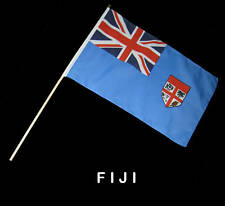 FIJI Hand Waver Flag - 30x45cm