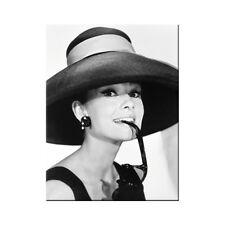 Audrey Hepburn Motiv 4 Kühlschrankmagnet Fridge Refrigerator Magnet 6 x 8 cm