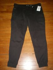 15c9aedbef NWT ecko umltd black cargo pants sz: 32 x 31