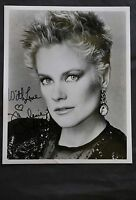 Melanie Griffith Film Actress Black & White Autographed Photograph