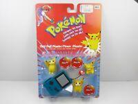 3 Figurines Pokémon Hasbro PokéBall Blaster Pikachu #25 1999