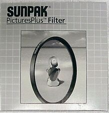 Sunpak 72mm PicturesPlus UV Filter NEW