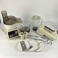 Oster Regency Kitchen Center 10 Speed Mixer Processor Grinder Blender Attachment