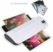 Portable Hot Cold Thermal Laminator Machine Z9-5 warms up in just 3 to 5 minutes