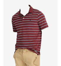$215 Ralph Lauren Men's Red Active-Stretch Short-Sleeve Ultra-Dry Jersey Polo L