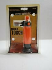Chicago Electric Welding Micro Torch 2000°F Butane Refillable