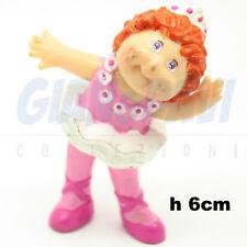 PVC - Cabbage Patch Kids - 1984 - Ballerina Rosa Rossa