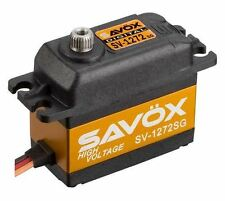Savox High Voltage Digital Servo .10/388 - Savsv1272Sg