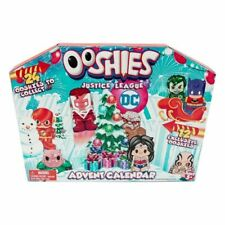 DC Comics Ooshies Justice League 2018 Advent Calendar