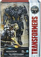 New Transformers The Last Knight Premier Edition Voyager Class Megatron Figure