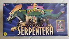 Power Rangers Serpentera Lord Zedd's Power Zord Bandai 1995