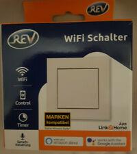 REV Wifi Aus-/Wechselschalter Link2Home Komplettgerät