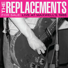 The Replacements - For Sale: Live at Maxwell's 1986 NEW SEALED 2 LP set!