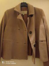 Giacca da donna Burberry, 42 lana e cashmere cammello.