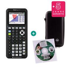 TI 84 Plus CE-T Taschenrechner Grafikrechner + Schutztasche Lern-CD Garantie