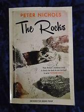 THE ROCKS by PETER NICHOLS-HERON 2014-UK POST £3.25 - P/B *PROOF*