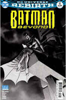 BATMAN BEYOND #12 DC COMICS COVER B 1ST PRINT