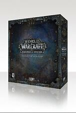 Warlords of Draenor Collector's Edition (Windows/Mac, 2014)  WOW