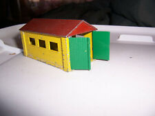 Vintage Matchbox Lesney Accessory Pack Metal Lock Up Garage #3 A-3