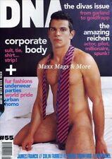 DNA Magazine #55 gay men REICHEN LEMKHUEL MARVIC