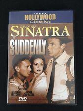 SUDDENLY 1954 DVD Like New FRANK SINATRA, Sterling Hayden, James Gleason