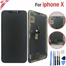 Completed OLED Touch Screen Digitizer Replacement For iPhone X + Free Tools Set