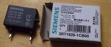 Siemens surge suppressor parte no.3RT1926-1CB00