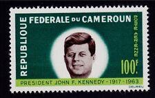 CAMEROUN   SCOTT# C52 MNH  PREDIDENT JOHN F. KENNEDY