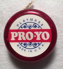 Playmaxx ProYo Yo-Yo Red Vintage