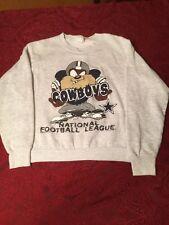 Dallas Cowboys 1997 Tasmanian Devil Vintage Sweatshirt! Nice!!