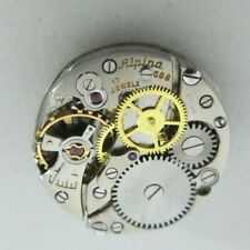 Vintage LADIES Alpina 588 hand-winding movement for parts (E88)