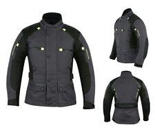 Donna Gibotto Hero abbigliamento moto giacca motociclista codura jackets UK USA