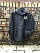 CHAMPION OHIO University Bobcats Jacket Pullover Hoodie Black Vintage coat EUC