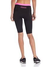 New Nib Zoot Sports Womens Ultra 2.0 Crx Shorts Black/Pink Glow 0