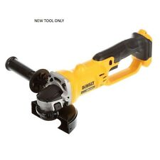 DEWALT 20-Volt Max Lithium-Ion 4-1/2 in. Cordless Grinder (Tool-Only) # DCG412B