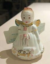 Josef Originals Birthday Angel Girl New Baby Figurine With Tag 3