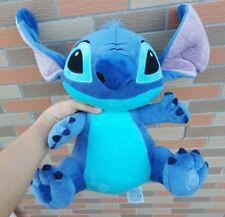"Authentic NEW Disney Store Stitch Plush Doll Medium 15"" H Lilo & Stitch Toy"